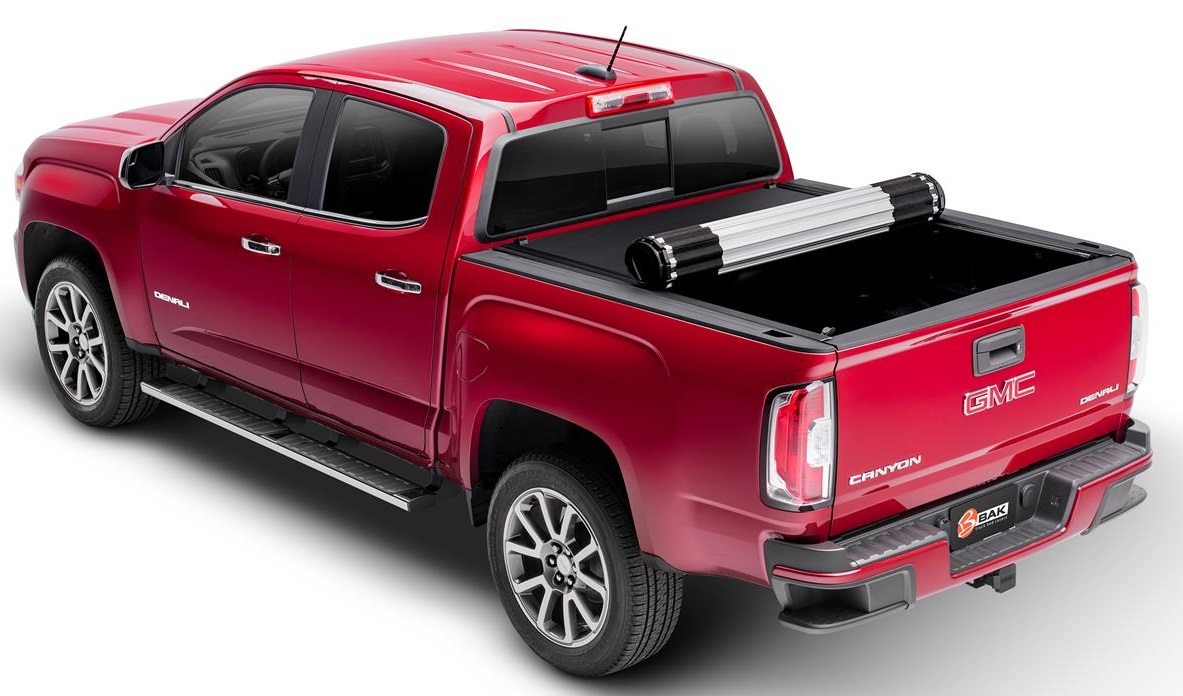 "BAK Revolver X4 Hard Roll Up Tonneau Cover 2019-up Ram 5'7"" Bed"