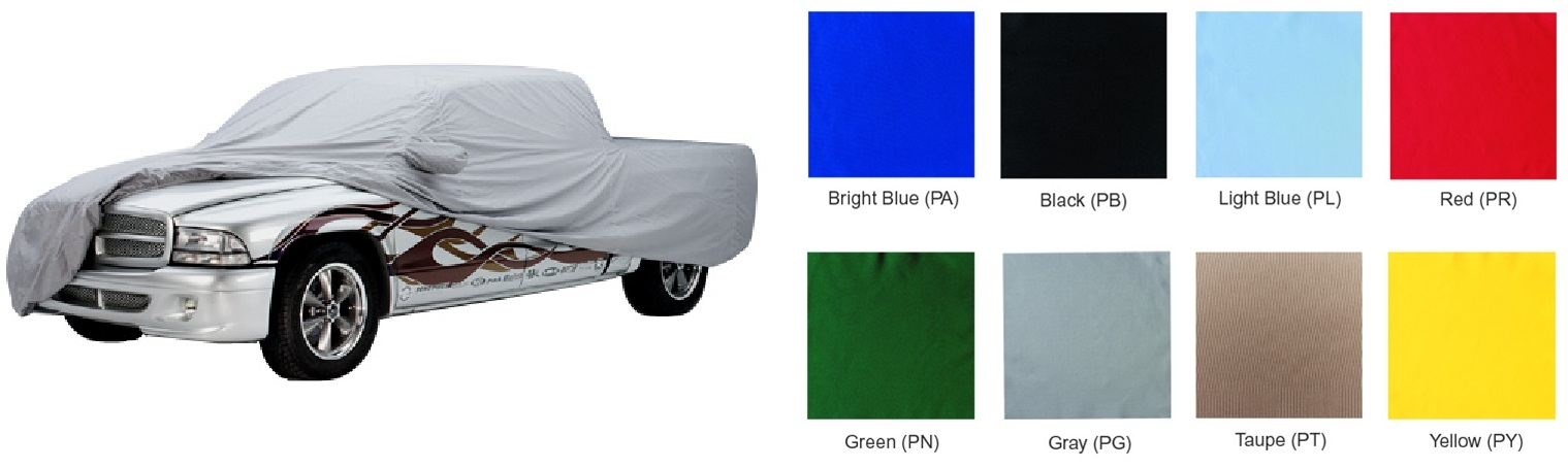CoverCraft Weathershield HP Series Truck Cover 09-18 Dodge Ram