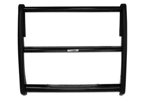 GoRhino Black 3000 Series Bull Bar 02-08 Dodge Ram