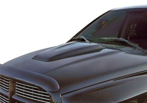 Lund Single Cowl Induction Hood Scoop