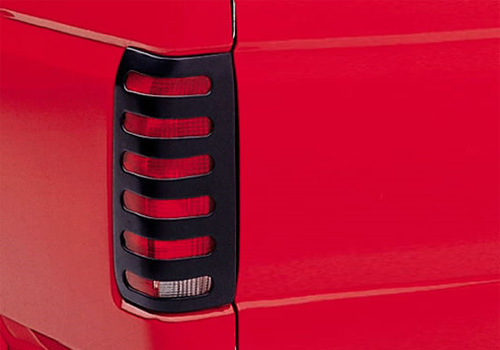 Lund Slotted Tail Light Covers 94-02 Dodge Ram Pickup