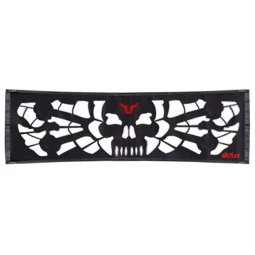 Bully Skull and Crossbones Tailgate Net Dodge Ram