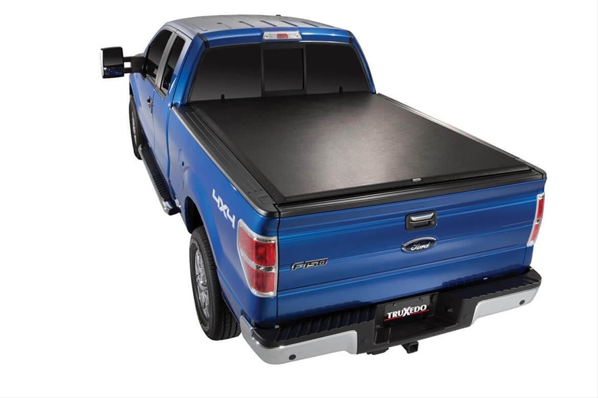 "TruXedo Edge Soft Roll Up Tonneau Cover 2019-up Ram 5'7"" Bed"