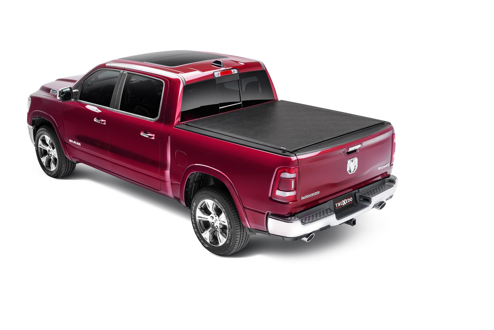 "TruXedo Lo Pro Soft Roll Up Tonneau Cover 2019-up Ram 5'7"" Bed"