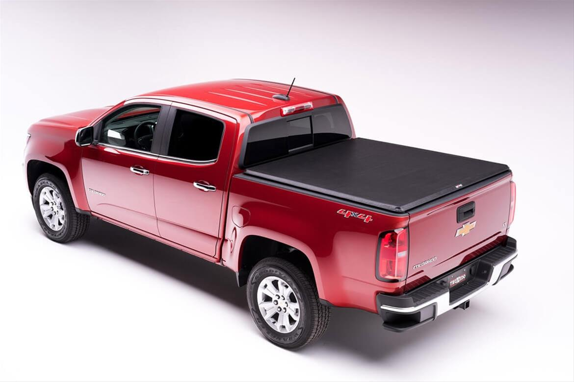 "TruXedo TruXport Soft Roll Up Tonneau Cover 2019-up Ram 5'7"" Bed"