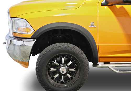 True Edge Sportz Fender Flare Kit 09-18 Dodge Ram 1500