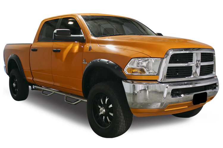 True Edge Rivetz Fender Flare Kit 94-01 Dodge Ram 1500