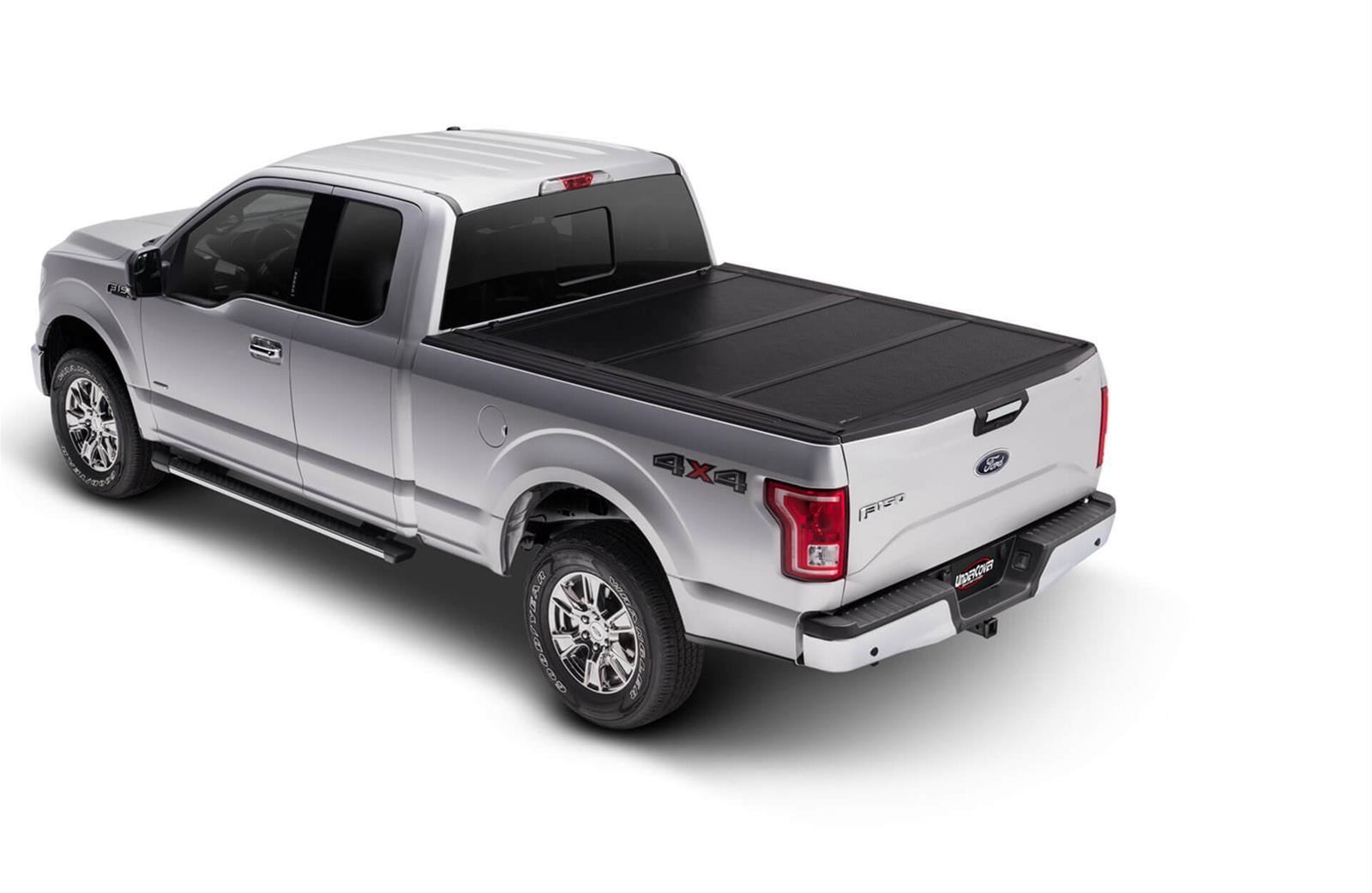"UnderCover Flex Folding Tonneau Cover 2019-up Ram 5'7"" Bed"