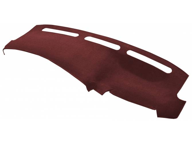DashMat Red Velour Dash Cover 2019-up Ram Truck 1500