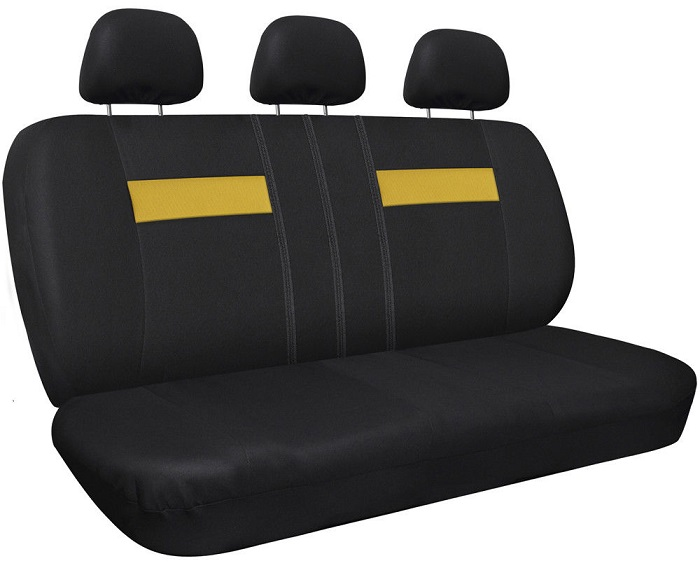 Covershield Cloth Rear Bench Seat Cover 02-08 Dodge Ram