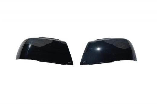 Auto VentShade Smoked Headlight Covers 94-01 Dodge Ram