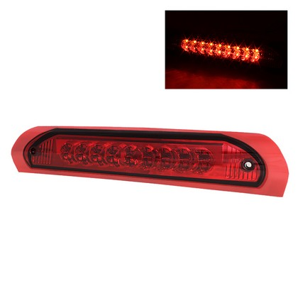 Spyder Red LED Third Brake Light 02-08 Dodge Ram