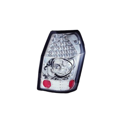 IPCW Crystal Clear LED Tail Light Set 05-08 Dodge Magnum