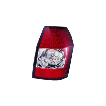 IPCW Ruby Red LED Tail Light Set 05-08 Dodge Magnum