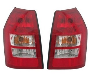 TYC Replacement Tail Lights 05-08 Dodge Magnum