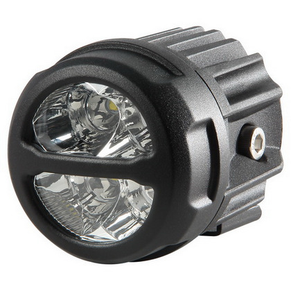 "Pilot 3"" Round LED Universal Spot Lights"