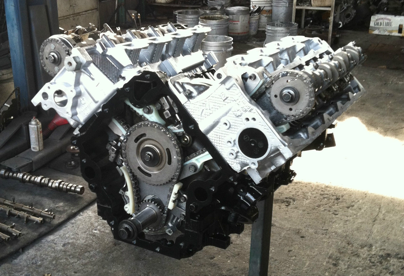 Remanufactured 2002-2004 H.O. 4.7L V8 Magnum