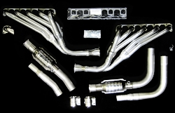 Belanger Exhaust Headers-MidPipes-Cats 04-06 Dodge Ram SRT-10