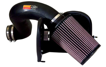K&N 57-Series FIPK Air Intake 03-07 Dodge Ram 5.9L Cummins