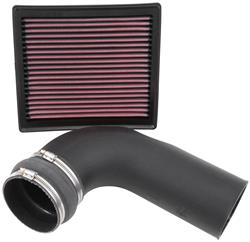 K&N Performance Air Intake System 13-19 Ram HD 6.7L Diesel