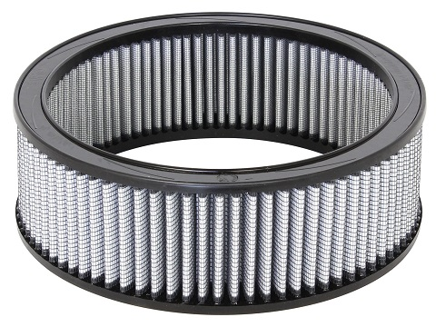 aFe Pro Dry S Round Air Filter Element Dodge Trucks 71-85