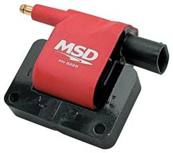 MSD Blaster Ignition Coil 93-02 Mopar 3.9L,4.0L,5.2L,5.9L