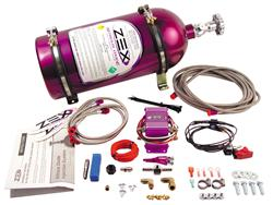ZEX Nitrous Purple 10 LB Wet Nitrous System 75-125 HP