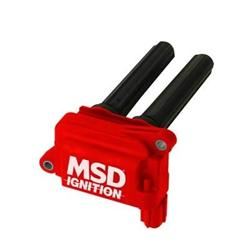 MSD Red Blaster OEM Replacement Coils 06-up Gen III Hemi