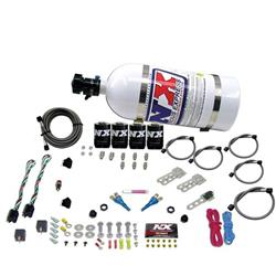 Nitrous Express Dodge EFI Dual Stage 5 LB System 100-300 HP