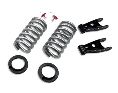 Belltech 3/4 Drop Spring Lowering Kit 94-02 Ram 25-3500 2WD