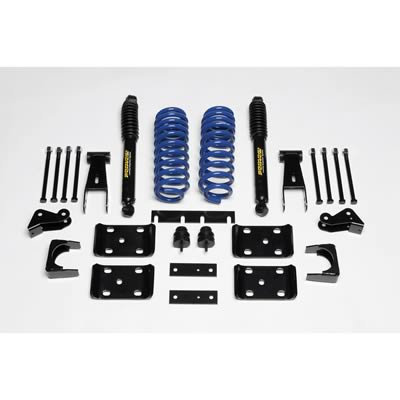 Ground Force 2.5/4.3 Drop Kit 06-08 Dodge Ram RWD