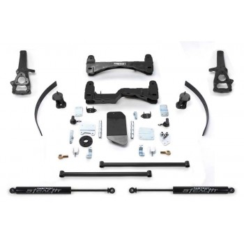"Fabtech Suspension 6"" Lift Kit 06-08 Dodge Ram 1500 4wd"