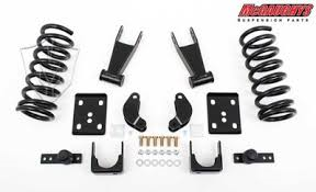 MCGaughy's 2/4.5 Drop Kit 02-05 Dodge Ram 1500 2wd