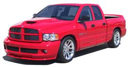 MCGaughy's 1.5/2 Drop Kit 04-06 Dodge Ram SRT-10