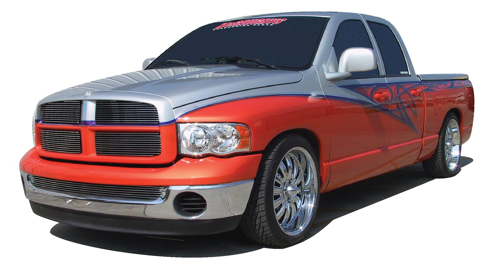 MCGaughy's 2/4.5 Drop Kit 02-05 Dodge Ram 1500 RC 2WD