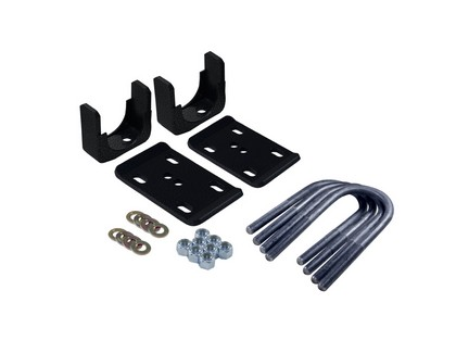 "Western Chassis 6"" Rear Flip Kit 94-up Dodge Ram 1500"