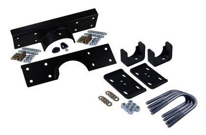 "Western Chassis 6"" Flip And C-Section Kit 94-01 Dodge Ram 1500"