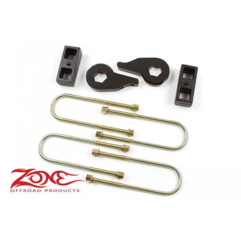 "Zone Suspension 2"" Lift Kit 02-05 Dodge Ram 1500 4wd"