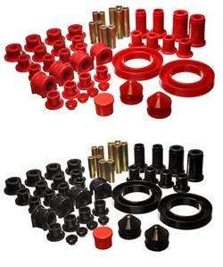 Energy Suspension Hyperflex Bushing Kit 02-05 Dodge Ram RWD
