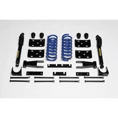 Ground Force 1.5/4 Drop Kit 04-06 Dodge Ram SRT-10
