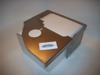 Custom Show ABS Brake Cover 05-10 Magnum,Charger,Challenger,300C