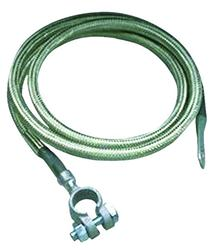 Taylor Diamondback Shielded 31 Inch Top Post Battery Cable
