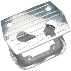Trans-Dapt Billet Aluminum Optima Battery Tray Series 34/78