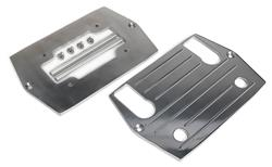 Trans-Dapt Billet Aluminum Optima Battery Tray Series 35/75