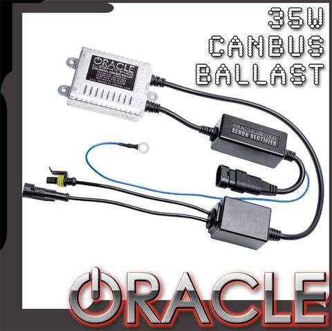 Oracle Slim CAN-BUS HID 35W Ballast