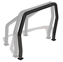 "GoRhino Bed Bar Rear Main ""A"" Bar 73-18 Dodge Ram"