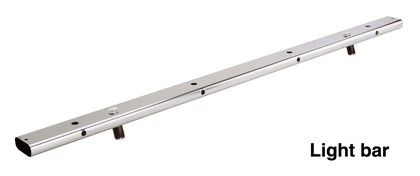 GoRhino Bed Bars Lite Bar Dodge Ram, Dodge Dakota