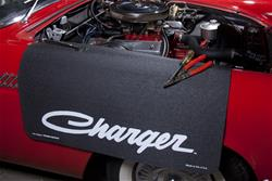 Charger Logo Fender Protective Cover