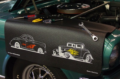 Hot Rods Version 2 Fender Protective Cover