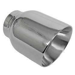 Jones Exhaust 2.5 in. Stainless Exhaust Tip 5.25 in. Long